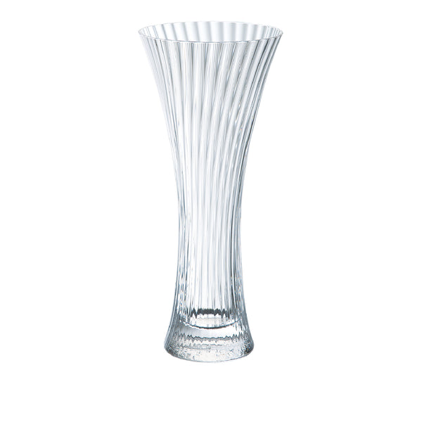 lilas  Slim Vase - Clear