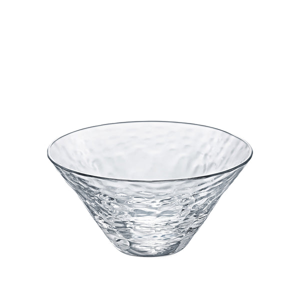 DIMPLE 2 - Sake cup Clear, 3.5inch