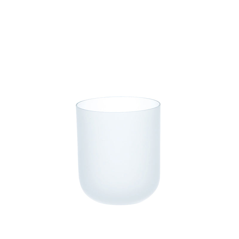 BLACK & WHITE - Sake Cup Frosted, 2.4oz