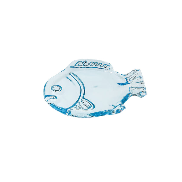 [Kids] PETIT - Fish Plate, Blue