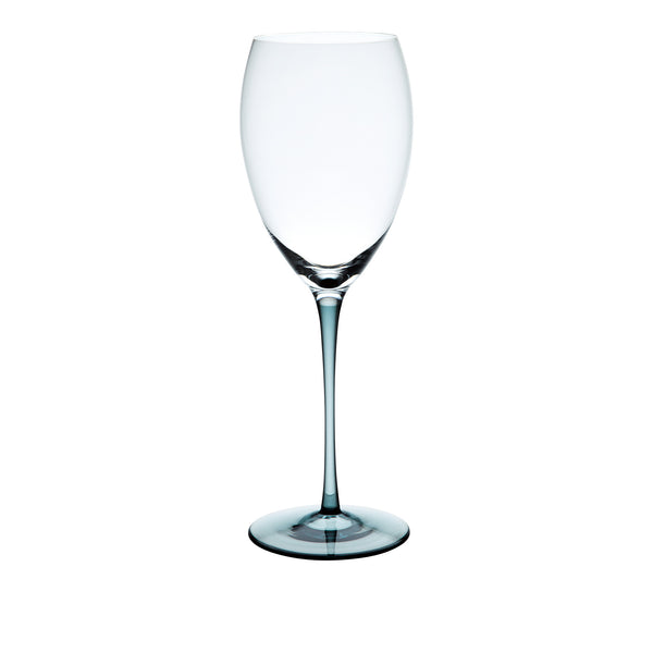 RISICARE - Wine Glass Indigo, 15.9oz