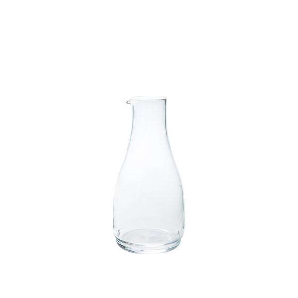 SUKEBOTTLE - Sake Bottle Clear, 14.2oz