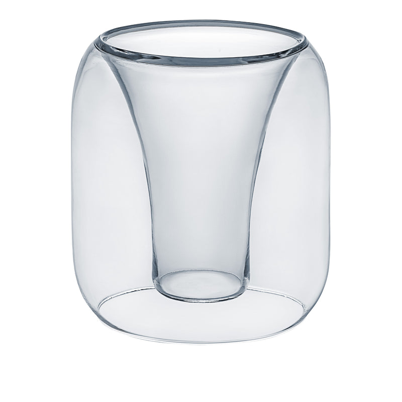 EXPONENTIAL - Glass Speaker Clear