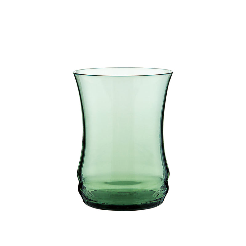 take glass - Forest Green, 7.1oz