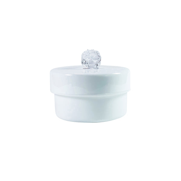 THE TRESOR - Container White, 4.4inch
