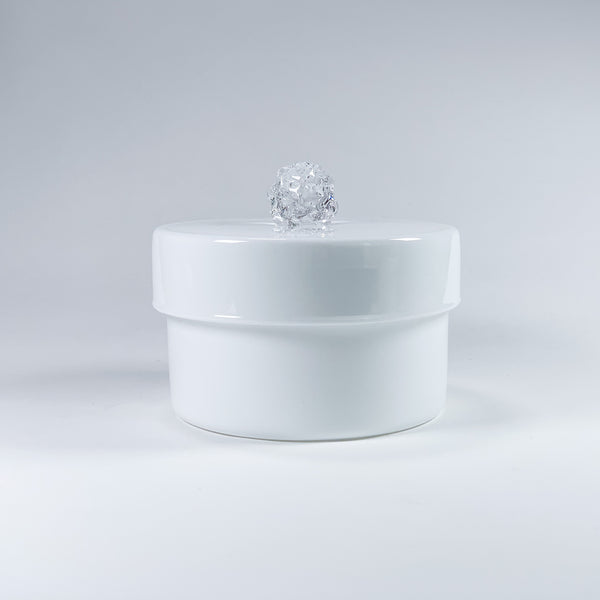 THE TRESOR - Container White, 5inch