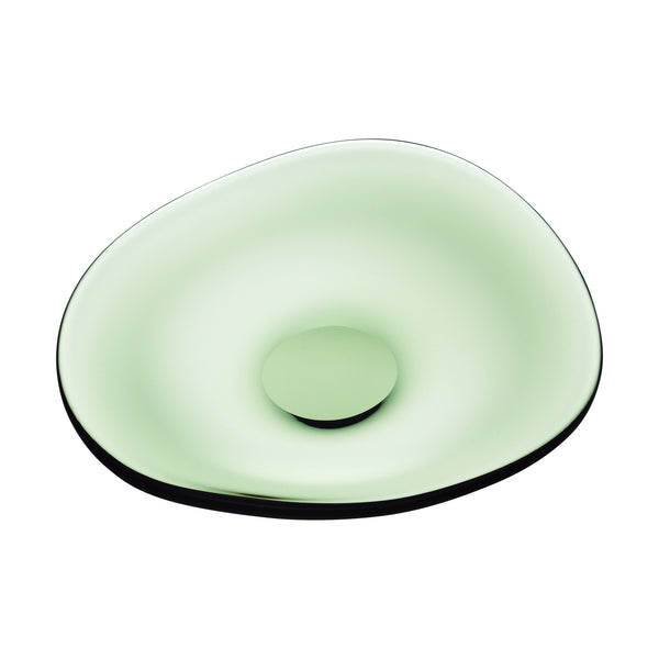 TUTTI - Plate Forest Green, 10.6inch