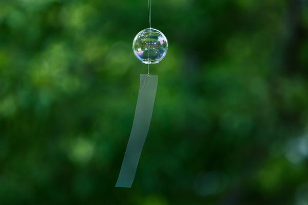 Glass Wind Chime - Small