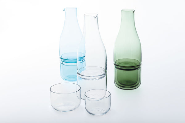 SUKEBOTTLE - 4 piece set Clear
