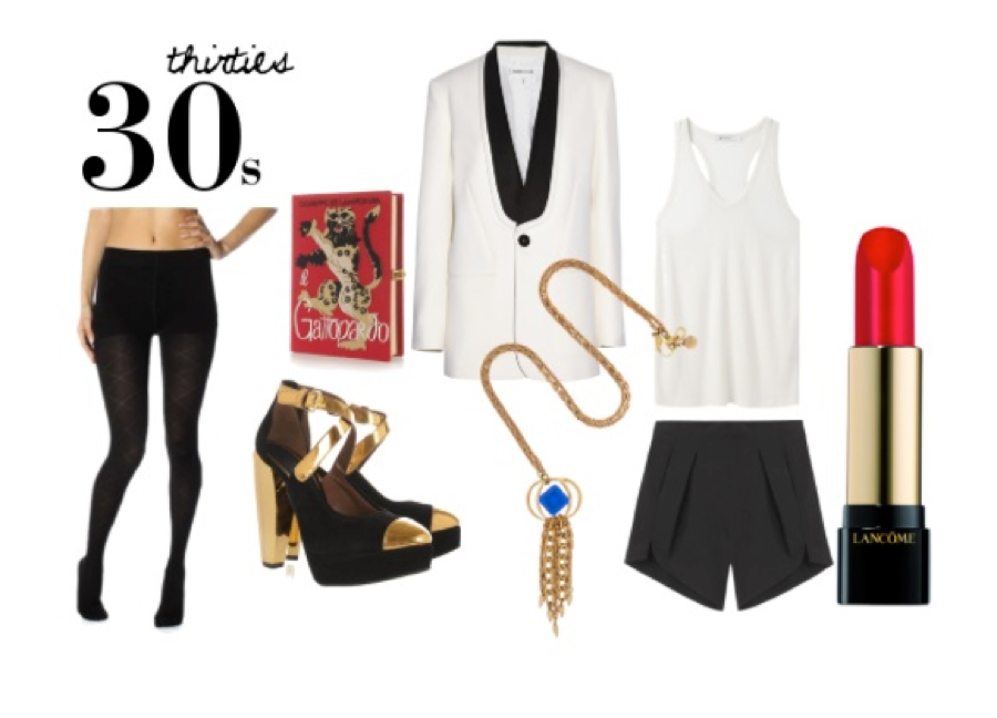 Style Your Stockings: Date Night 101 for your 30's