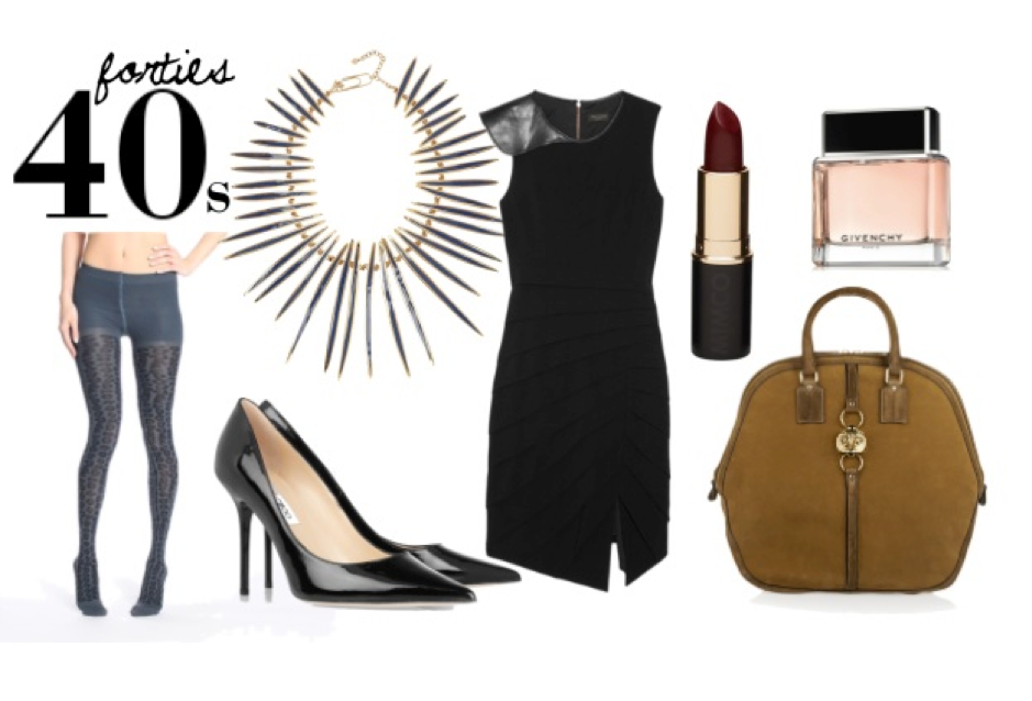 Style Your Stockings: Date Night 101 for your 40's