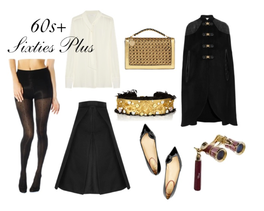 Style Your Stockings: Date Night 101 for your 60's +