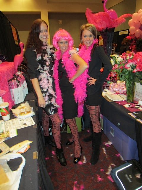 RejuvaHealth Fans in Action: Pretty in Pink