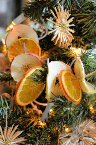 dried fruit decoration inspiration