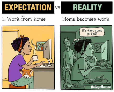 wfh meme work from home