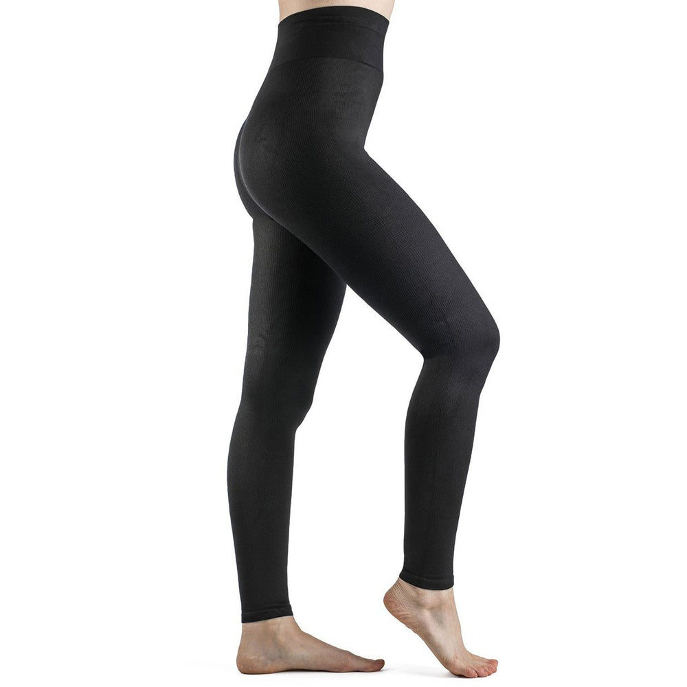 Sigvaris Women's Soft Silhouette Leggings, Black