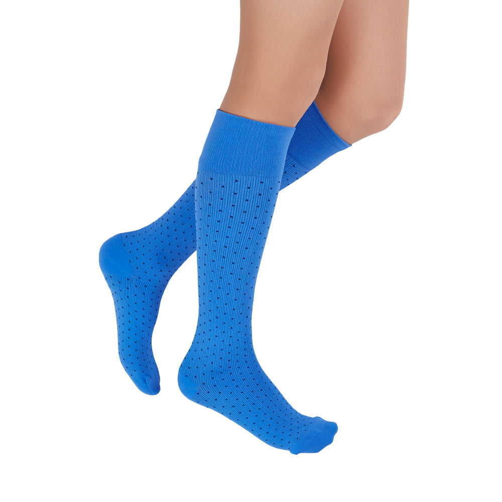 Spot RejuvaSocks®, Blue/Royal