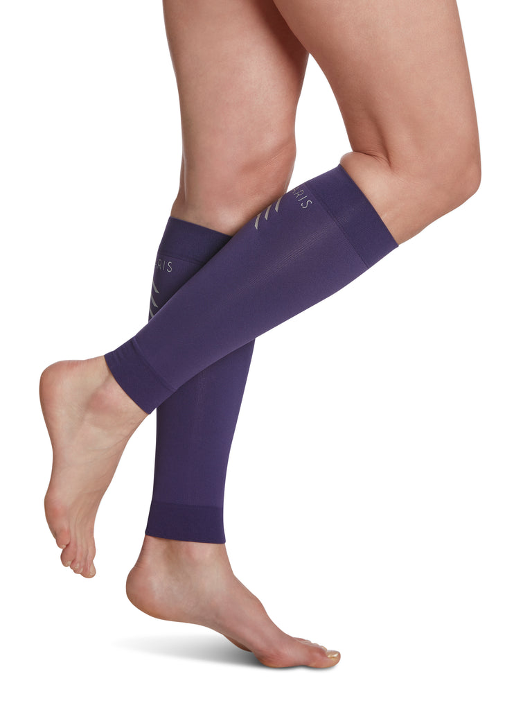 Sigvaris Athletic Performance Sleeves, Purple