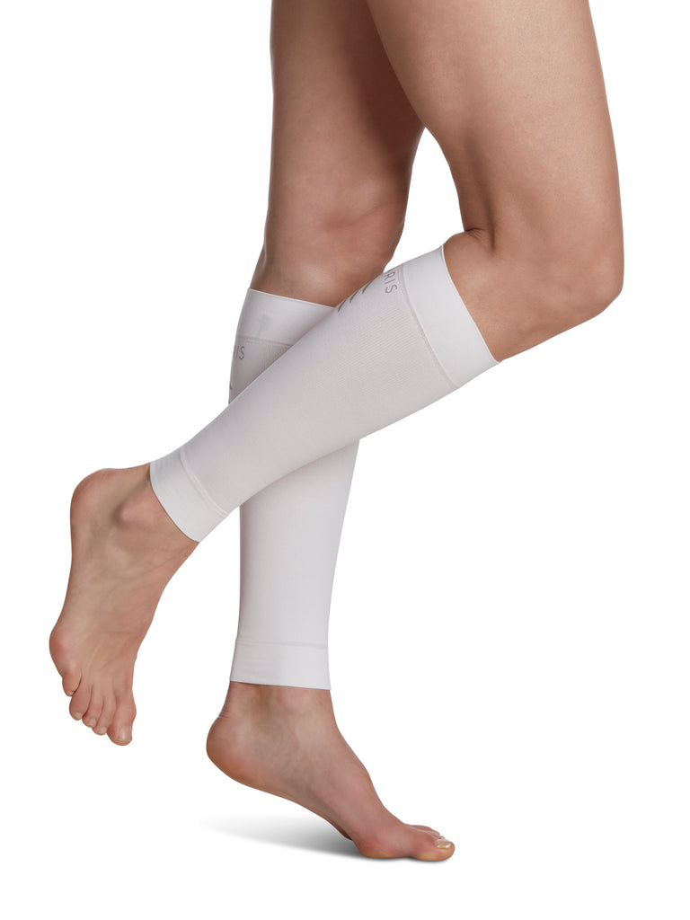 Sigvaris Athletic Performance Sleeves, White