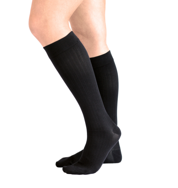 Mediven Vitality Knee High, Black