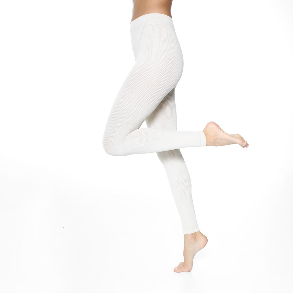 Solidea Silver Wave Long Legging