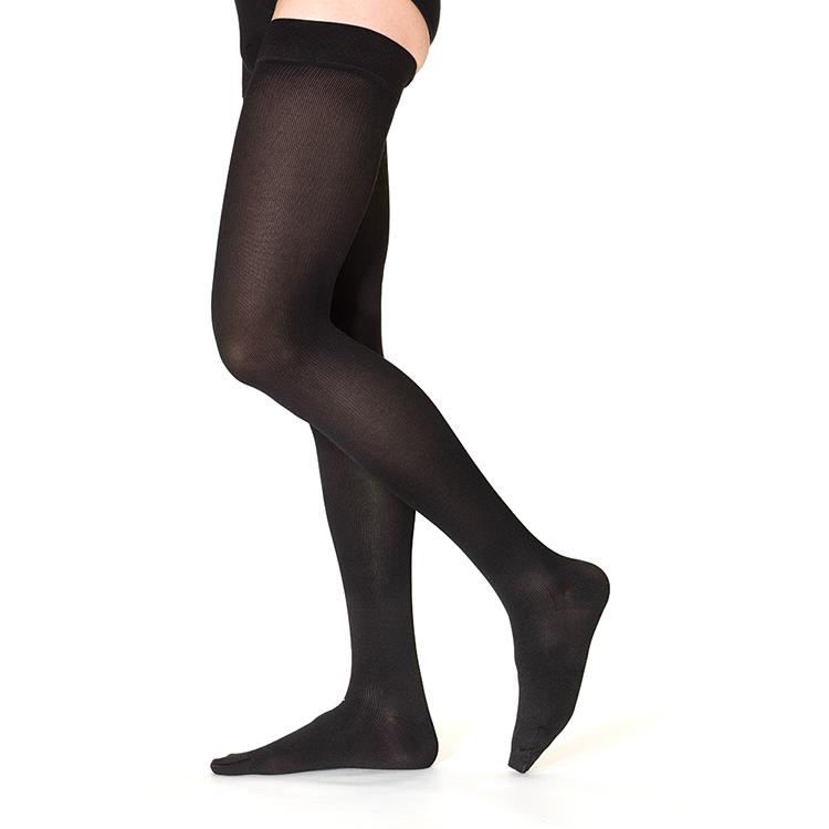 Sigvaris Women's Cotton Thigh High C/T