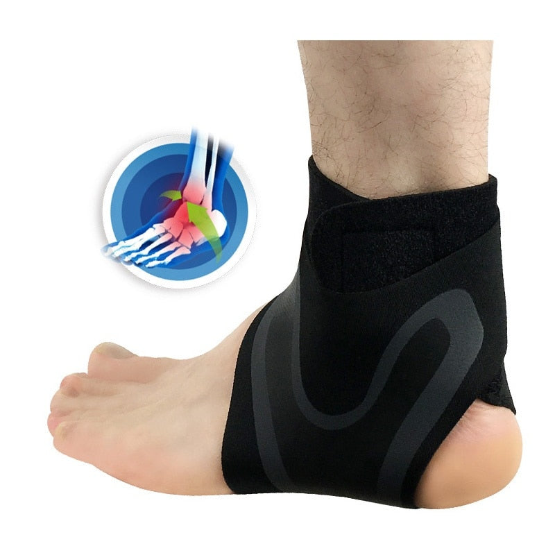 Ankle Protection Brace