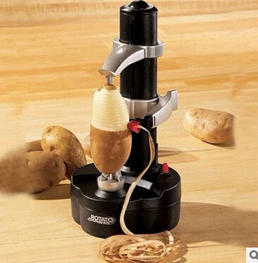 Image of Stainless Steel Electric Fruit Peeler