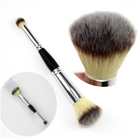 Image of Professional Double-end Eye Shadow Facial Brush