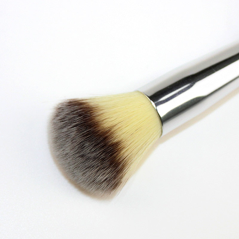 Professional Double-end Eye Shadow Facial Brush
