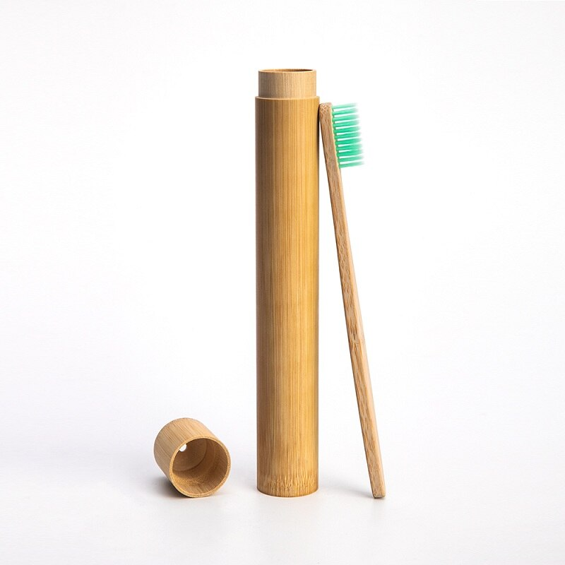 Natural Bamboo Toothbrush Soft