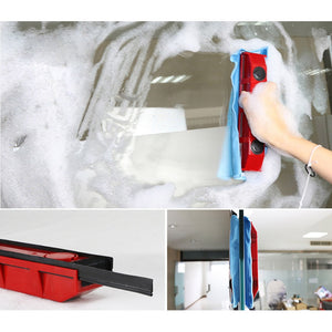 Magnetic Window Cleaner - The Glider
