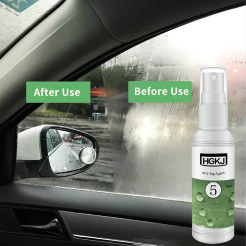 anti fog spray for Car