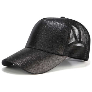 Ponytail Baseball Hat