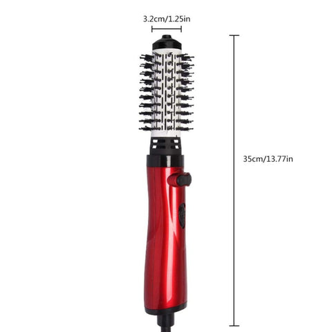 Image of curling iron brush