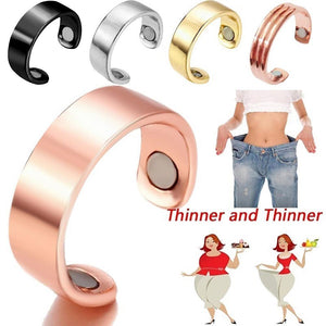 Magnetic Weight Loss Ring Fat Burning Slimming