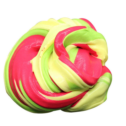 Anti stress Fluffy Slime Soft Light Play-dough