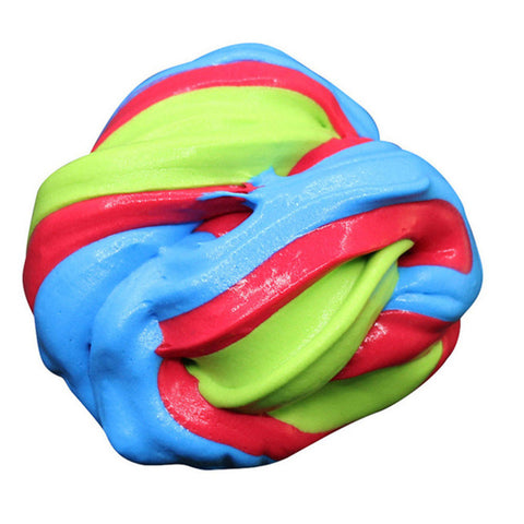 Image of Anti stress Fluffy Slime Soft Light Play-dough