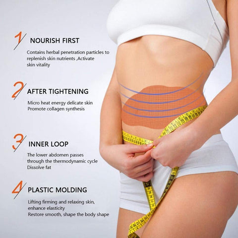 Image of 5 PCS Belly Slimming Patch