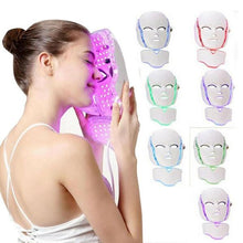 Load image into Gallery viewer, DermaLight - Professional LED Light Therapy Mask