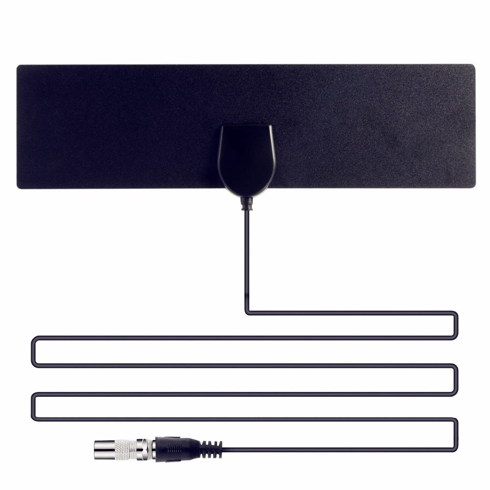 HDTV Indoor Signal Booster Antenna with Amplifier