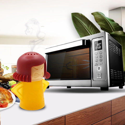 Image of Microwave Oven Steam Cleaner Appliances
