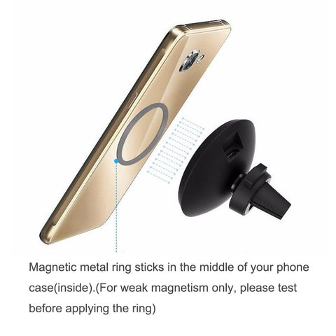 Image of Magnetic Wireless Charger Holder - 360 Degree Qi