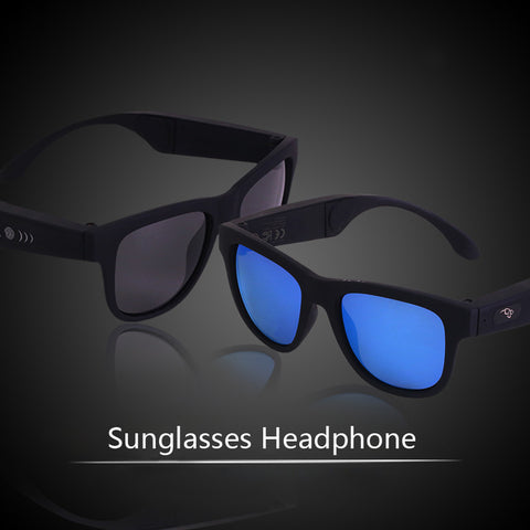 Bone Conduction Wireless Bluetooth Smart Sport Sunglasses
