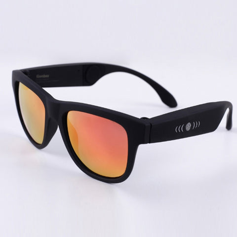 Image of Bone Conduction Wireless Bluetooth Smart Sport Sunglasses