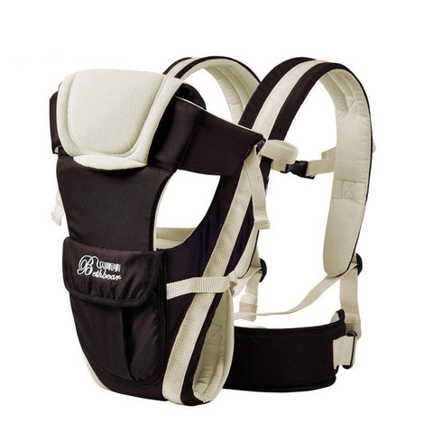 Image of Baby Carrier 4 in 1 – Best Infant Carrier – Baby Wrap