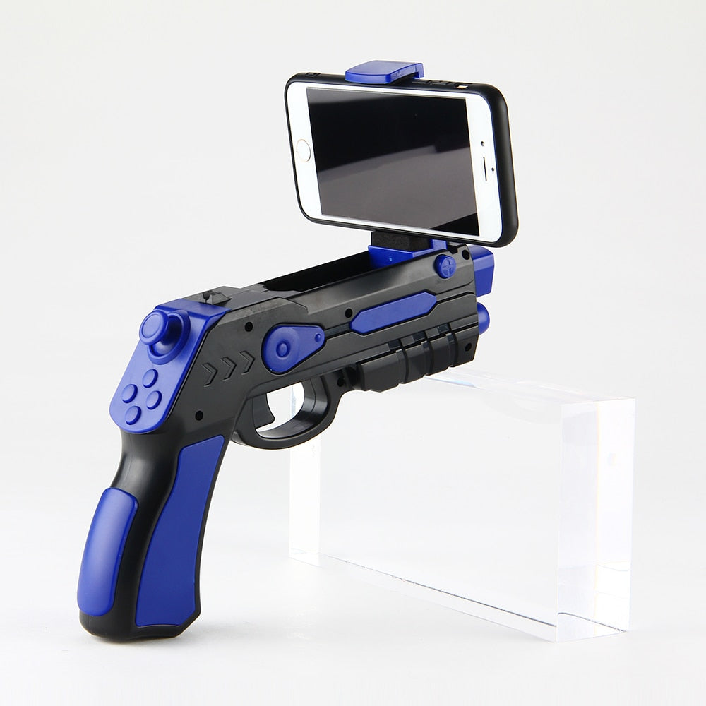 Toy Game Gun 4D designed for Mobile Phones