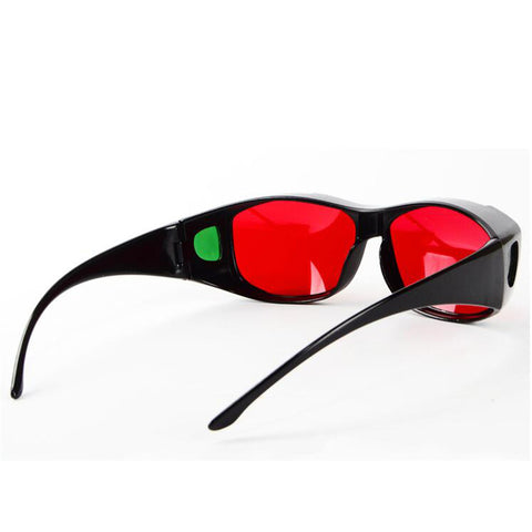 Image of Drivers favorite Red Green Color Blind HD Corrective Glasses