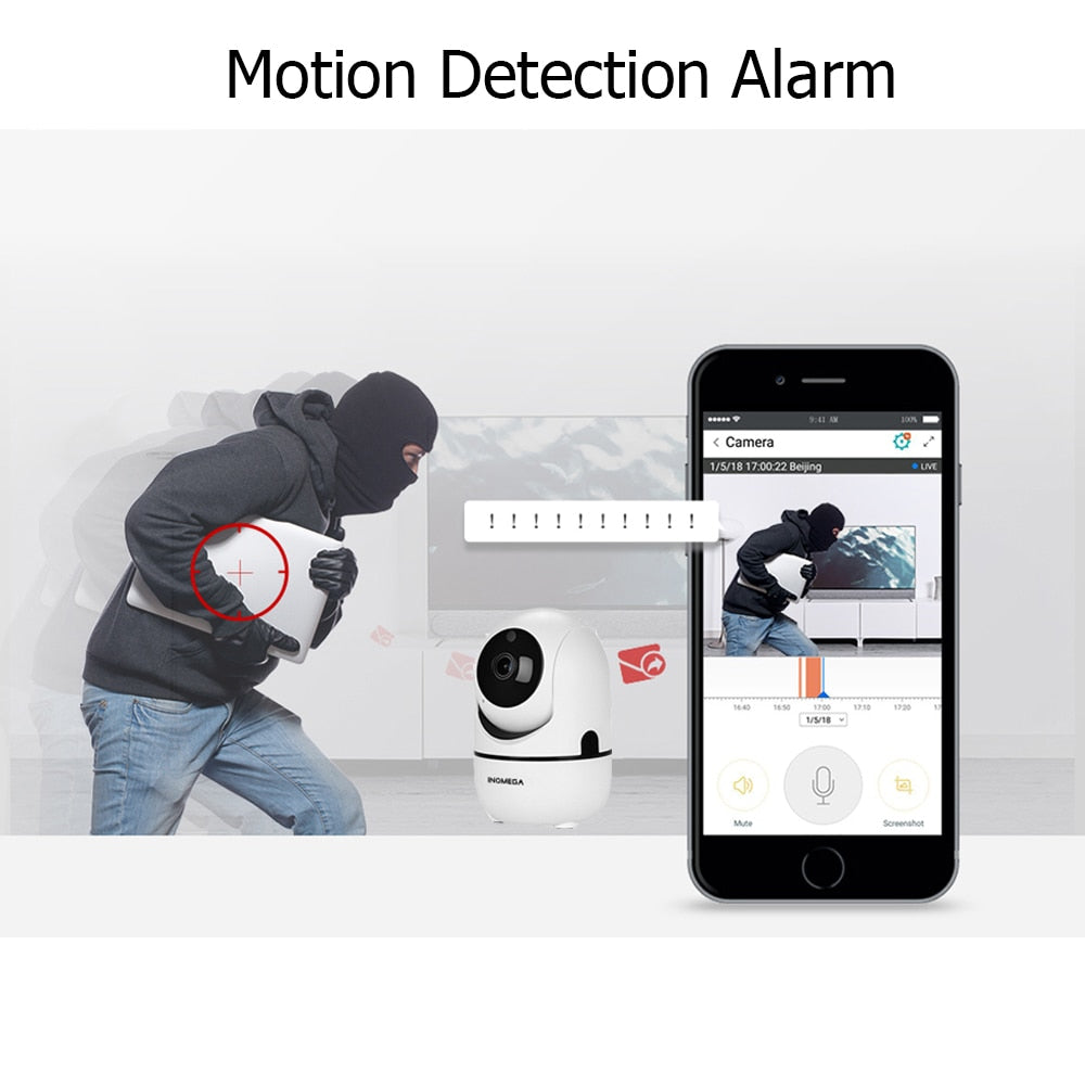 Smart Security IP Camera