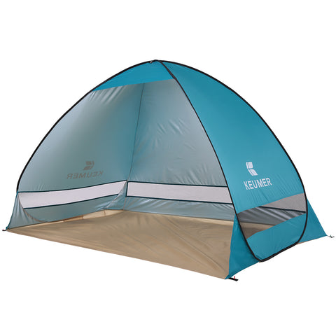 Image of Anti UV Outdoor Beach Tent-Automatic Pop-up